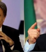 Emilio Fede e Silvio Berlusconi Foto