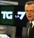 Enrico Mentana Direttore TGLA7