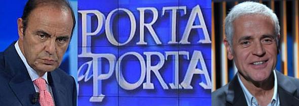 Porta a Porta Formigoni Bruno Vespa Foto