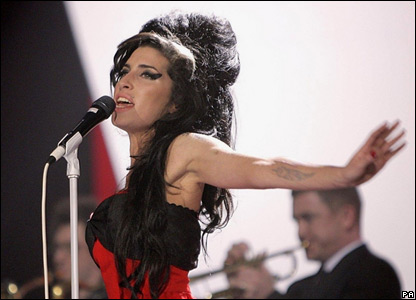 Amy Winehouse muore Foto