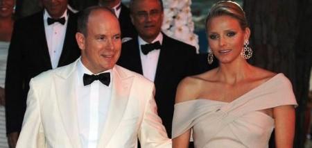 Alberto di Monaco Matrimonio Foto