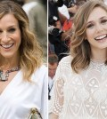 elizabeth-olsen-sarah-jessica-parker-carrie-bradshaw-sex-&-the-city