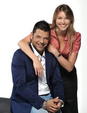 Foto di Salvo Sottile e Sabrina Scampini Quarto Grado