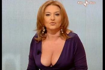 monica setta sexy Rai2 Foto