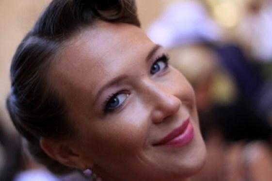 Foto dell'ex showgirl russa Ludmilla Radchenko