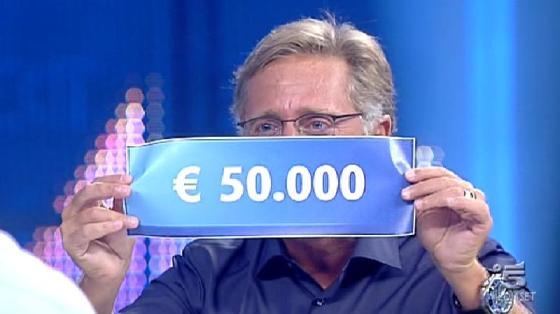 Paolo Bonolis Luca Laurenti Canale 5
