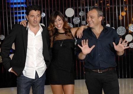 Belen Mammucari e Amendola Scherzi a parte Foto