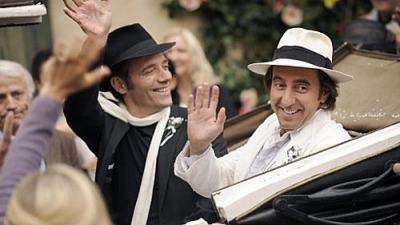 Coppia gay protagonista dell'episodio di un ciclone in convento Foto