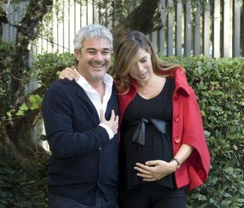 Pino Insegno e Veronica Maya Zecchino d'Oro Foto