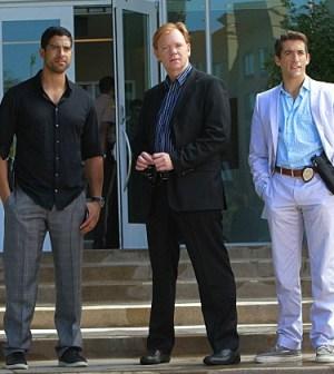 CSI Miami una scena della nona serie