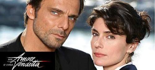 un amore e una vendetta ficiotn di Canale 5 con Anna Valle, Alessandro Preziosi e Lorenzo Flaherty