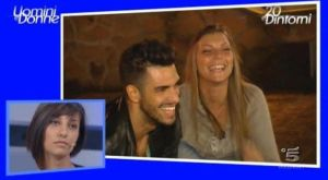 Cristian Galella e Tara viaggio top secret