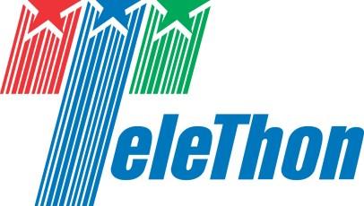 Il logo dell'iniziativa Telethon