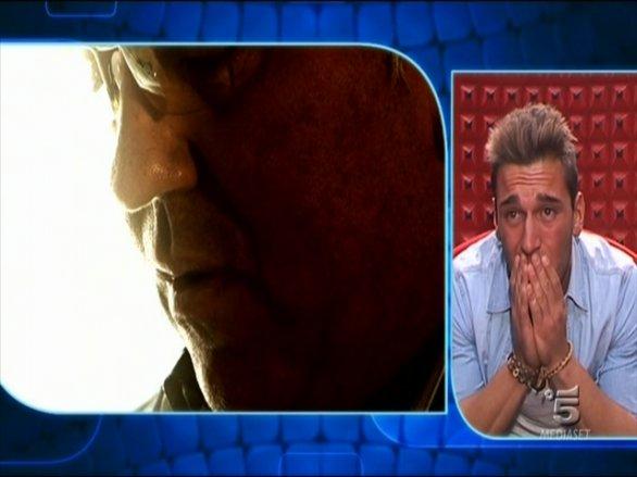Danilo Novelli abbandona il Gf