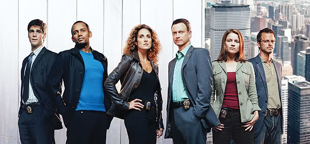 foto del cast CSI New York