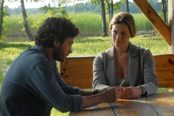Alessio Boni e Vanessa Incontrada