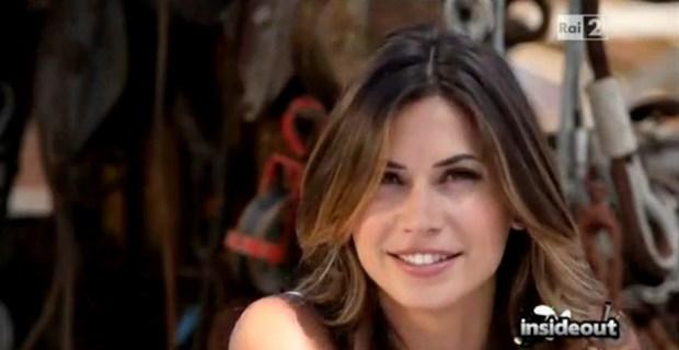 Melissa Satta conduce Insideout