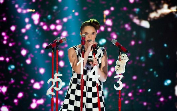 Francesca Michielin a X Factor 5 foto