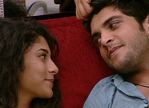 Vito Mancini e Sabrina GF12
