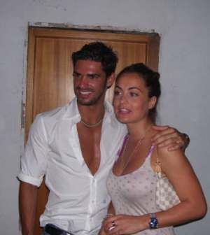 Crisitan Galella e Paola Frizziero
