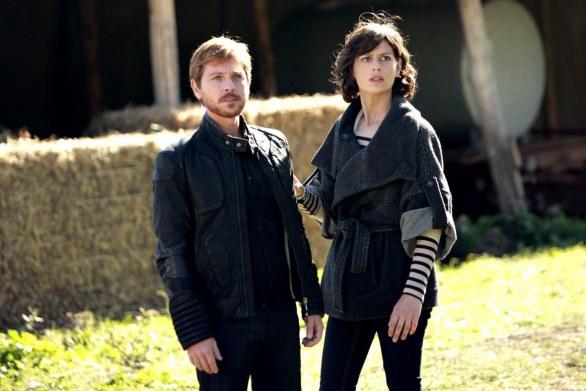 foto Claudio Gioè e Claudia Pandolfi Il tredicesimo apostolo