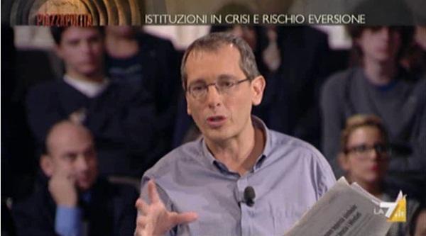 Corrado Formigli la7