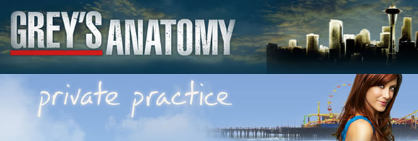 foto crossover grey's anatomy private practice
