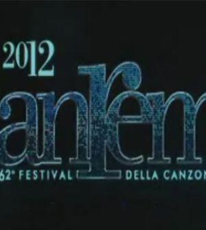 il nuovo logo di sanremo 2012