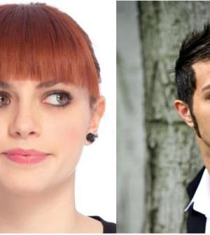 Annalisa Marco Carta foto sanremo duetto