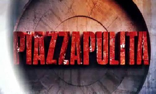 Logo di Piazzapulita