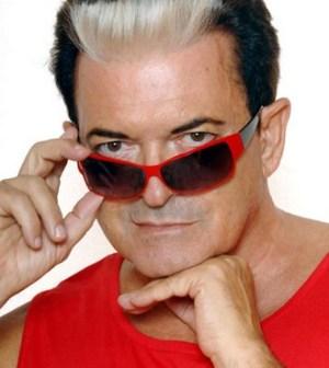 Una foto del cantante Cristiano Malgioglio