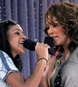 Whitney Houston e Bobbi Houston