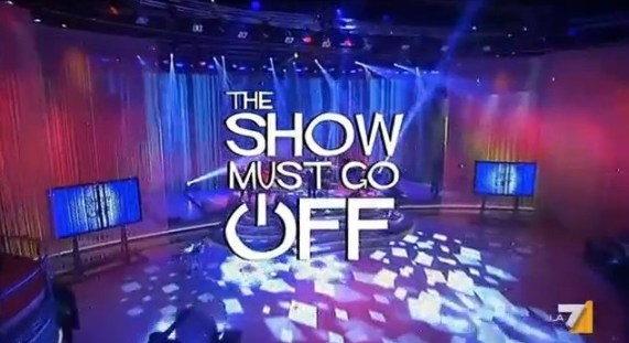The Show Must Go Off