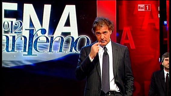 Giletti all'Arena, speciale Sanremo
