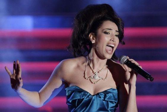 Nina Zilli Festival di Sanremo 2012