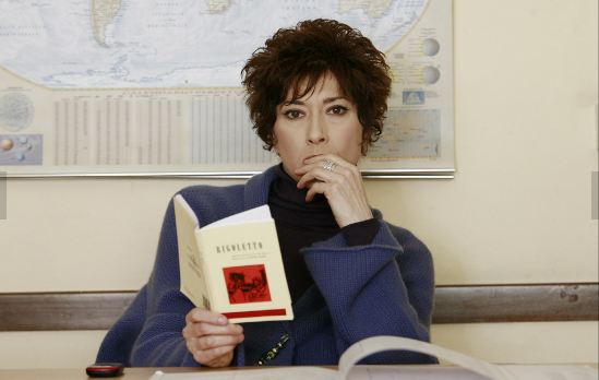 Veronica Pivetti interpreta Camilla Baudino