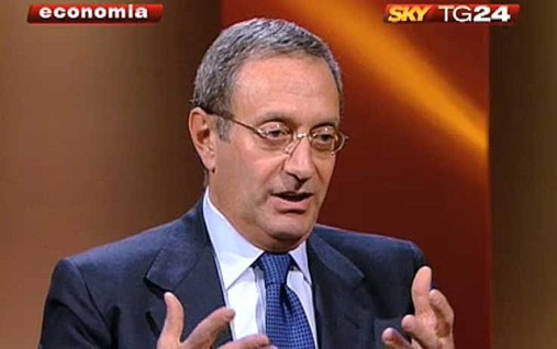 Catricalà a Sky Tg24: sì alla privatizzazione di una rete Rai
