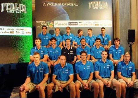 La nazionale di Basket su Sportitalia