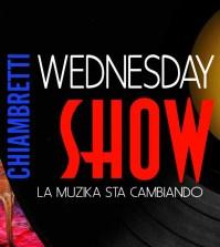 chiambretti wednesday show logo winslet