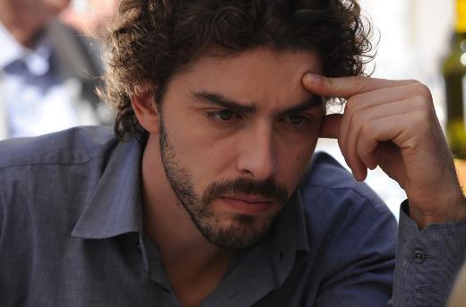 Michele Riondino interpreta Salvo Montalbano