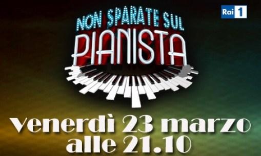 Non sparate sul pianista: stasera ospite Michael Bolton