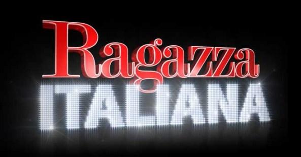 Ragazza italiana logo