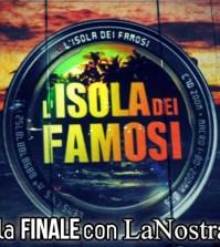 finale diretta isola dei famosi 9