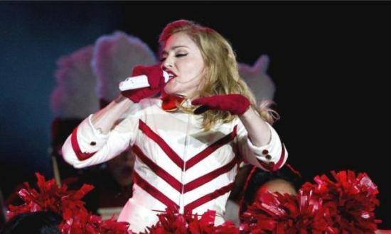 foto cantante madonna