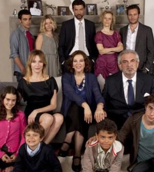 una grande famiglia serie tv