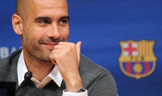 Pep Guardiola lascia il Barcellona