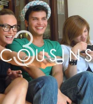 sara zanier in 3 cousins
