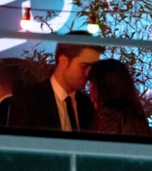 Foto Pattinson e Stewart a Cannes