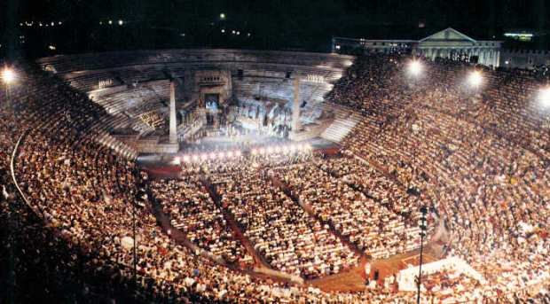 Amici 11 finale Arena di Verona