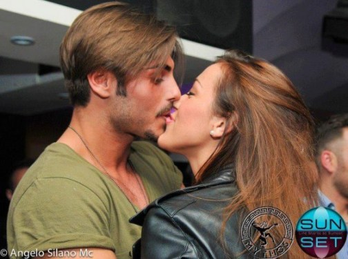 Francesco Monte e Teresanna Pugliese nuova serata